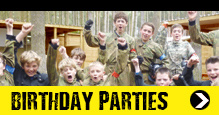 <Paintballing for Birthday Parties>